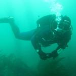 John McCain Scuba Diving